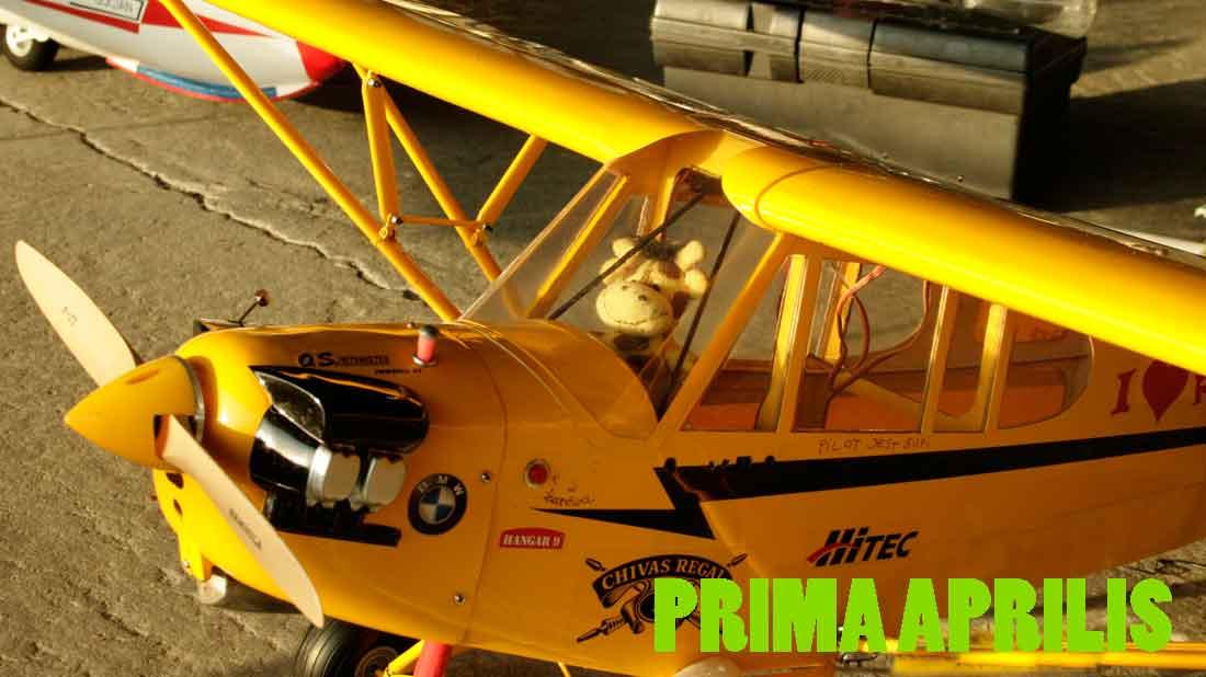 Wycena samolotu Piper - Cub
