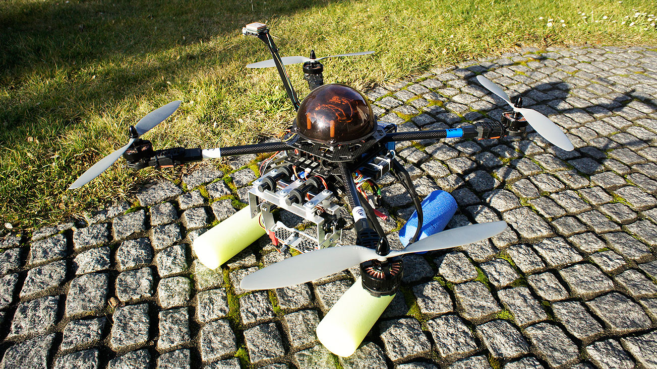 dron oswojony